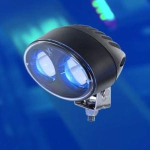 Incorporación del Blue Safety Light en nuestro catálogo