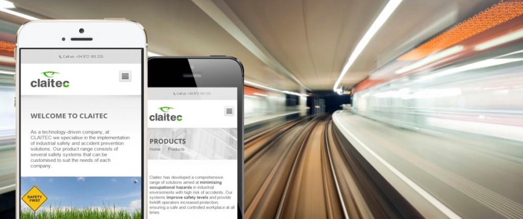 Claitec nueva web