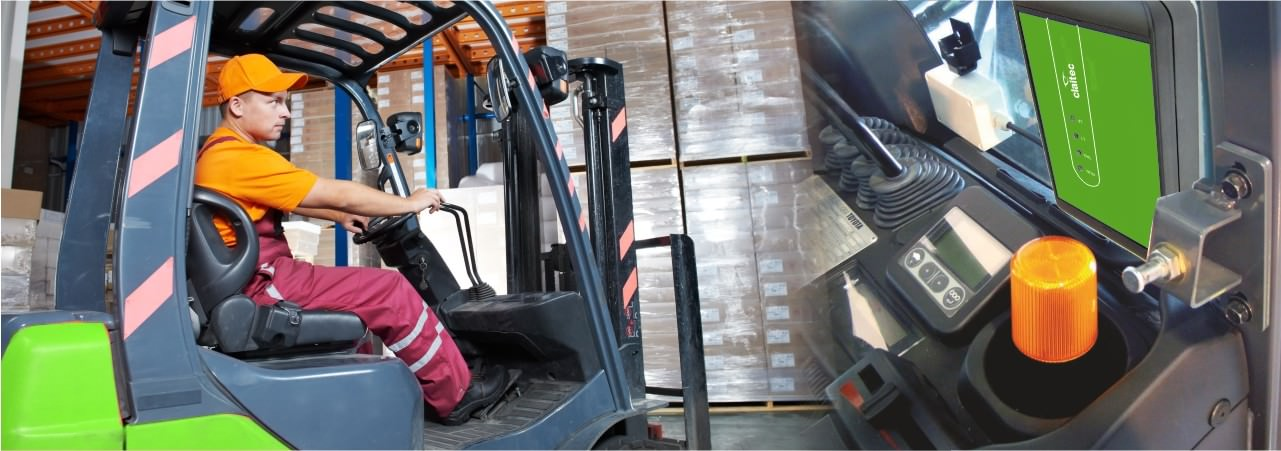 Claitec forklift trucks safety