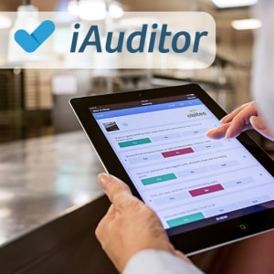 iAuditor, the smart way to conduct safety audits