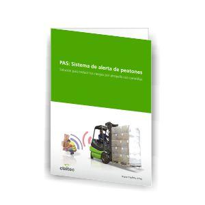 Catálogo Alerta de peatones PAS