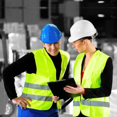 Elementos esenciales de un modelo de seguridad laboral  según la OIT