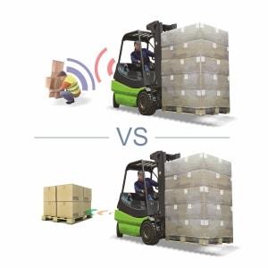 ¿Por qué el sistema PAS es más completo que un sistema de sensores ultrasónicos?