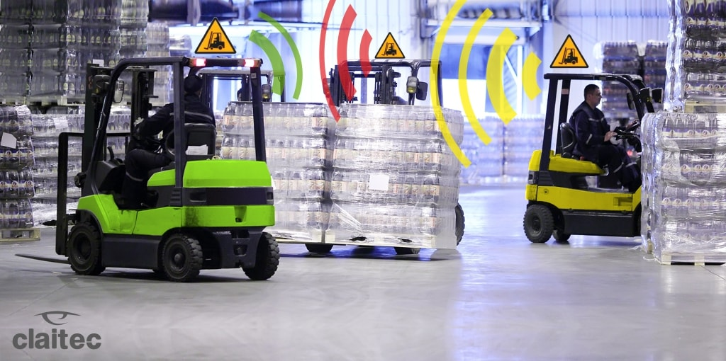 Forklifts Colision avoidance