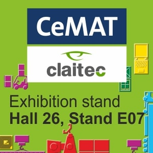 Come see us at Cemat