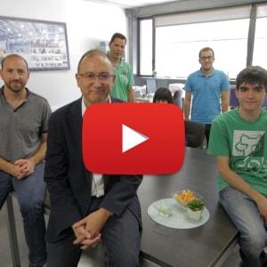 Nou vídeo corporatiu de Claitec