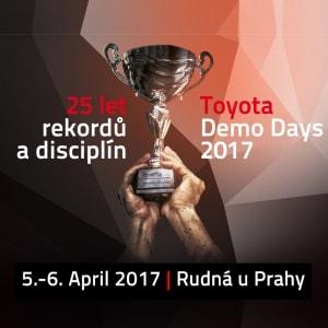 Toyota Demo Days 2017