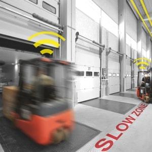 LSA: un asistente para desacelerar en los muelles de carga