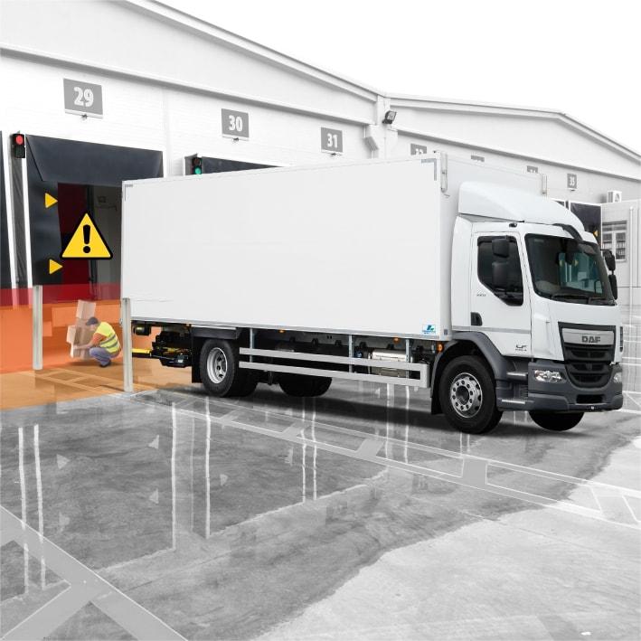 """Solución TDS: un """"copiloto"""" clave en el camión"""