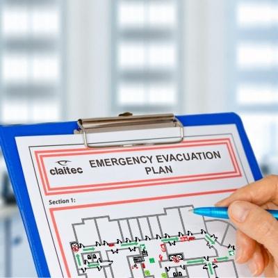 Cómo crear un plan eficaz de evacuación de emergencia para su lugar de trabajo