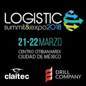 Claitec en el Logistic Summit & Expo 2018