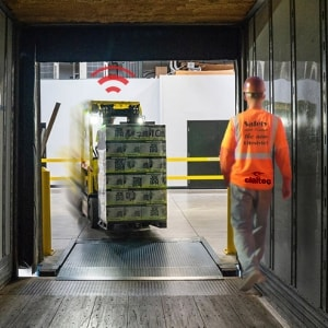 Three smart tools to improve operations in loading areas