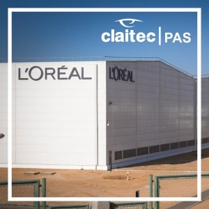 L'Oréal Installs the PAS system at its Egypt plant