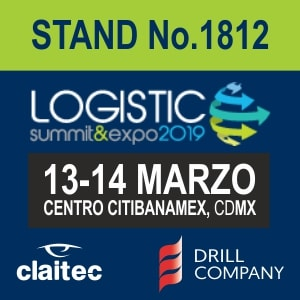 Visítanos en el Logistic Summit & Expo 2019