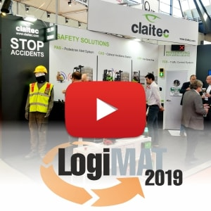 Three days at full speed at the latest edition of Logimat!