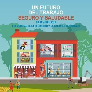 Día Mundial de la Seguridad y Salud en el Trabajo:  hora de nuevos retos