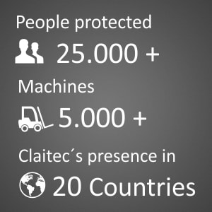 More than 25,000 people trust Claitec. We couldn't be prouder!