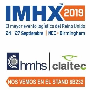 Ven a vernos en el IMHX 2019