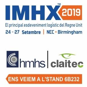 Vine a veure'ns al IMHX 2019