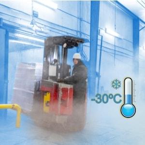 Herramientas para trabajar seguros en muy bajas temperaturas