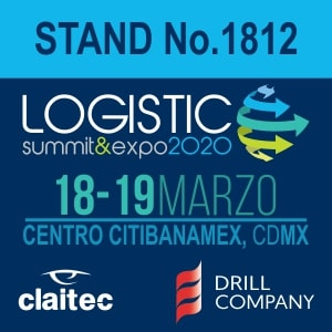 Visítanos en el Logistic Summit & Expo 2020