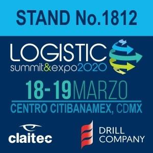 Visítanos en el Logistic Summit & Expo 2020