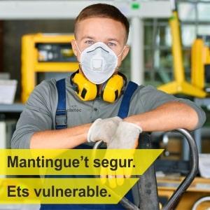 No hem de perdre el focus: els paràmetres de seguretat a la indústria no es poden veure alterats