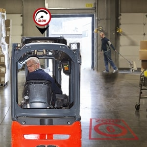 Four key tools to be used in machinery entry and exit zones