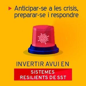Dia de la Seguretat i Salut en el Treball: anticipar-se a les crisis, preparar-se i respondre
