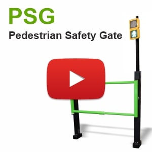 Innovations that increase safety levels in pedestrian crossings: the PSG